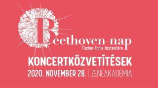 Online Beethoven-hangversenyt ad szombaton a Concerto Budapest
