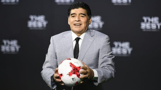 Elhunyt az argentinok legendája, Diego Armando Maradona