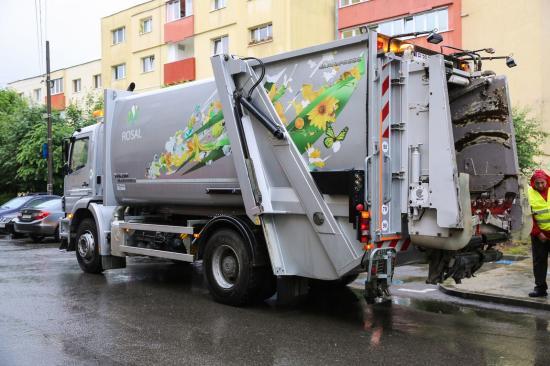 Másik köztisztasági céget szerződtet Kolozsvár városvezetése