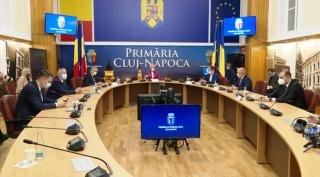 Kolozsváron a liberális kormány miniszterei