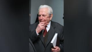 Köszöntjük a 90 éves Murádin Lászlót!