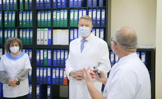 Iohannis: a vesztegzár alá vont települések lakói is voksolhatnak