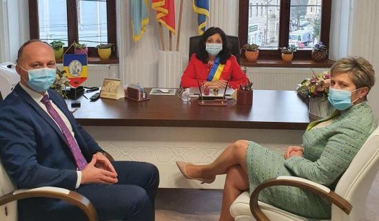 Alpolgármester-választás Nagyenyeden: Lőrincz Helga megtartja tisztségét