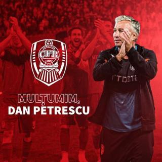 Szerződést bontott a CFR Dan Petrescuval
