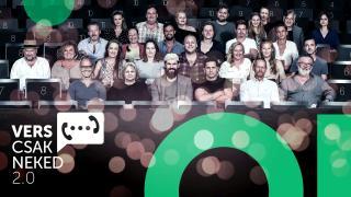 Felújítja Vers csak neked című akcióját a budapesti Örkény Színház