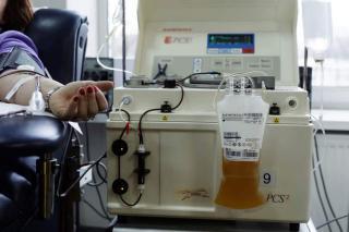 Érkezik a plazmaferézis gép Kolozsvárra
