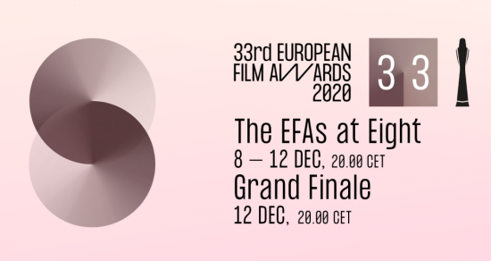 Öt estén át lehet követni az Európai Filmdíjak átadóját