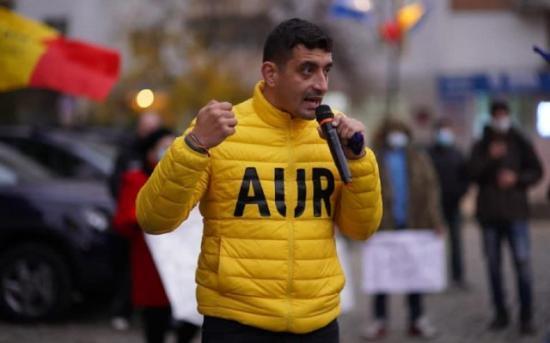 Dobogós helyezést ért el az AUR a román diaszpóra körében