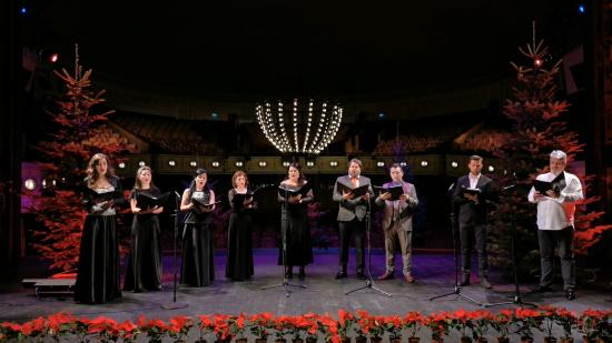 Adventi várakozás a Kolozsvári Magyar Operával