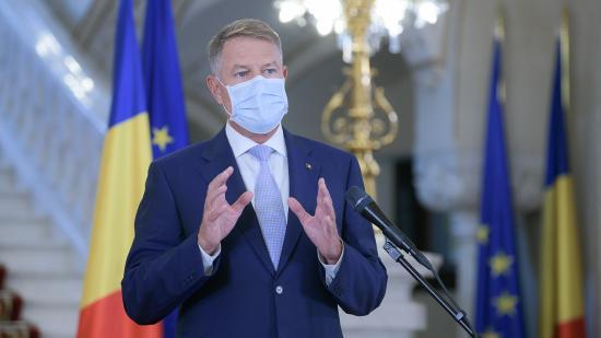 Iohannis: december 21-én lesz a parlament alakuló ülése