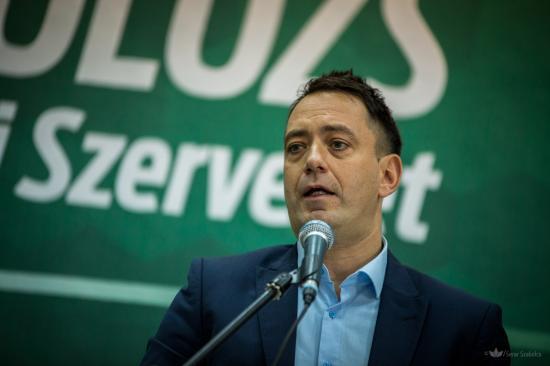 Csoma Botond a képviselőházi, Cseke Attila a szenátusi frakcióvezető