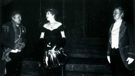 Bisztrai Máriára emlékezik a magyar opera társulata