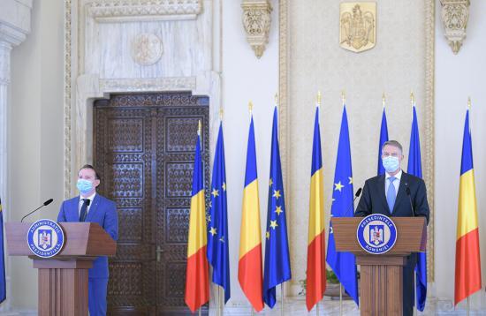 Florin Cîţut kérte fel Iohannis a kormányalakításra