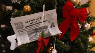 Mindig valami új történik – 10 éves a Református Híradó