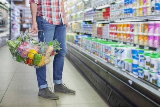 Romániában költenek a legtöbbet élelmiszerre
