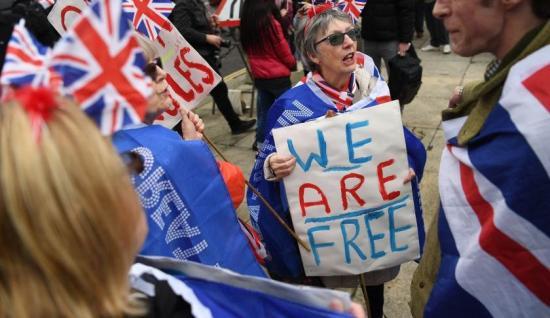Brexit - Véget ért az átmeneti időszak