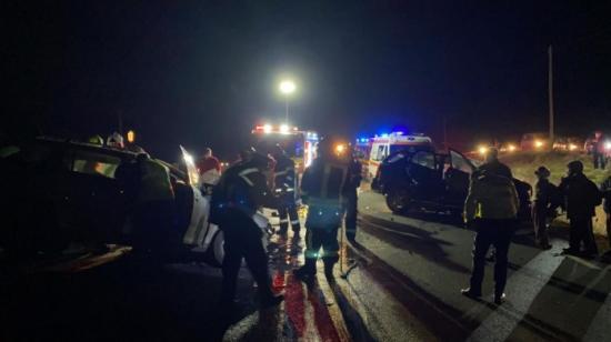Halálos autóbaleset Mérában