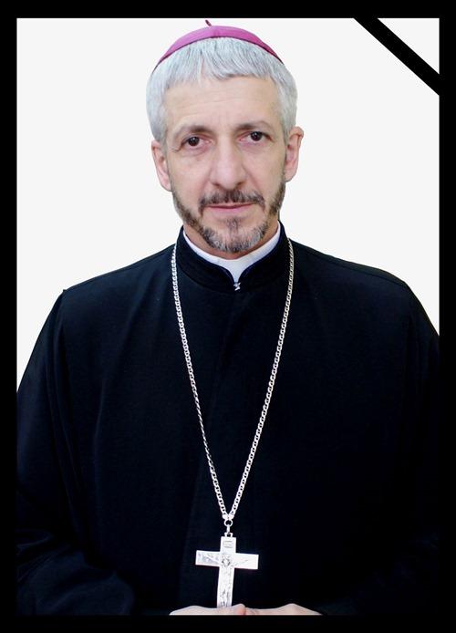 Elhunyt Florentin Crihălmeanu görögkatolikus püspök – koronavírusos volt