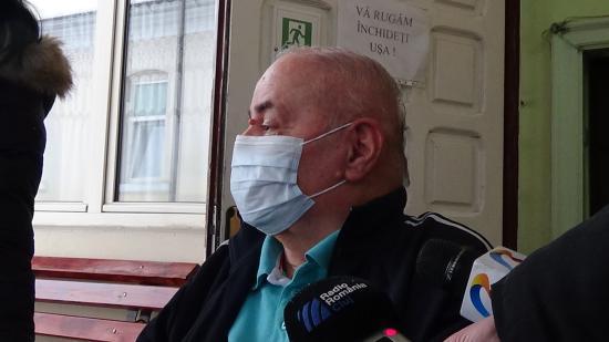 VIDEÓINTERJÚ - Oltásra biztatja a nyugdíjasokat a Kolozsvári Idősgondozó Központ egyik bentlakója
