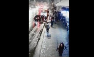 Lányrablás Kolozsvár belvárosában