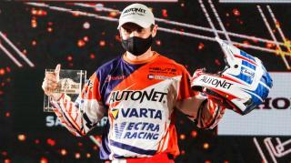 Peterhansel 14. Dakar-győzelme