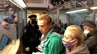 Navalnij azonnali szabadon bocsátását követelik