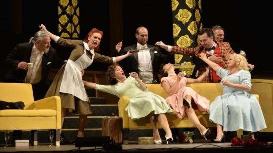 Online koncert és előadás a magyar operától