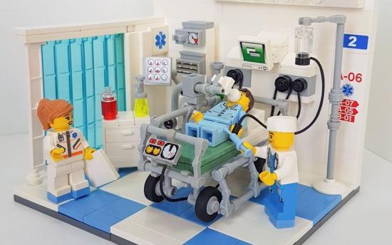 Legoexpó péntektől a néprajzi múzeumban
