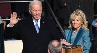 Beiktatták hivatalába Joe Bident, az Egyesült Államok 46. elnökét