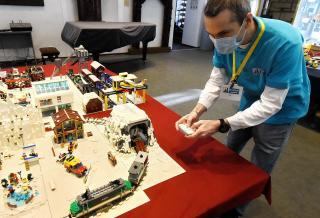 Legoexpó vasárnapig a néprajzi múzeumban