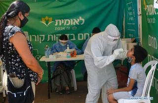 Izraelben visszavonulóban a járvány, de ...