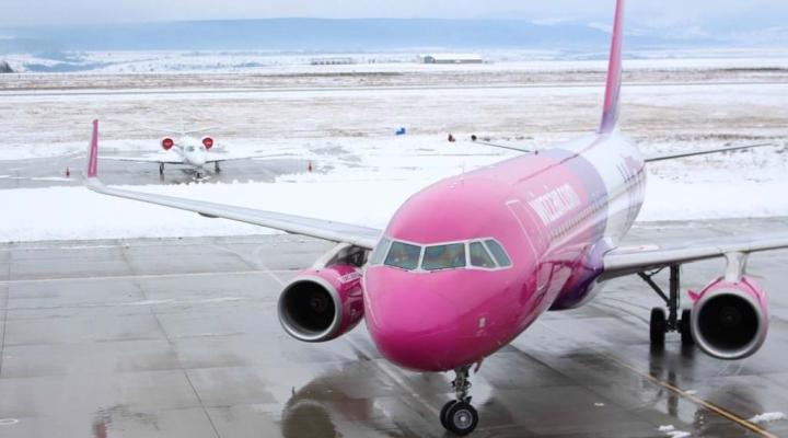 Tavaly mintegy 70 százalékkal csökkent a legnagyobb öt romániai repülőtér utasforgalma