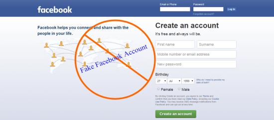 Bűncselekmény más nevében fiókot létrehozni egy közösségi oldalon