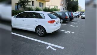 Szolgálati kocsival is igényelhető parkolóhely Kolozsváron