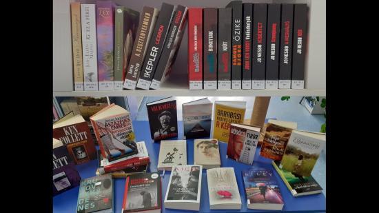 Nápolyi regények, erdélyi történetek, díjazott szerzők: 207 új magyar cím a könyvtárban