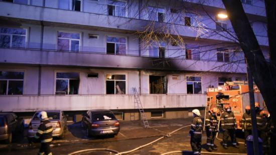 Tizenegyre emelkedett a bukaresti kórháztűzben elhunytak száma