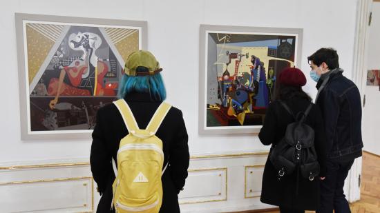 """""""Ez a kiállítás egy már-már nyugtalanító kulturális zarándoklat"""""""