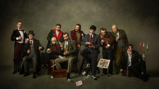 Kártyások – online-bemutató a román színházban