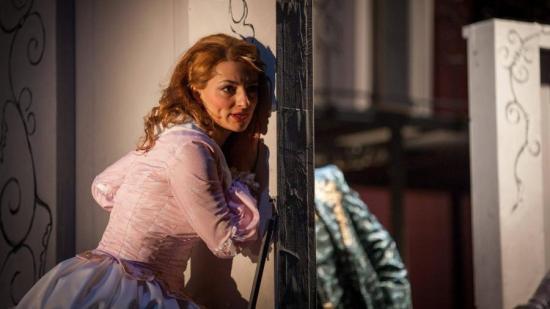Online nézhető a Figaro házassága című vígopera
