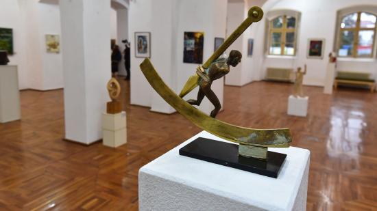 Megnyílt a BMC éves kiállítása a Művészeti Múzeumban