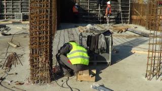 Tavaly 15,9 százalékkal nőtt az építőipari termelés