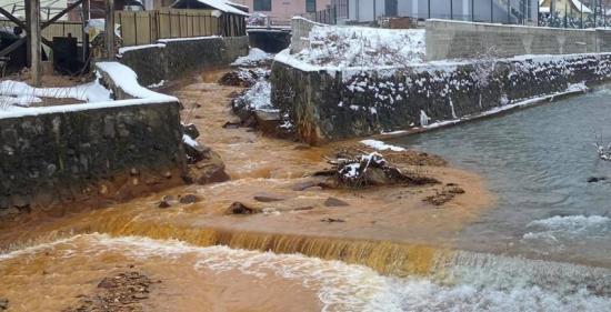 Szamos-szennyezés: Áder odaszólt Iohannisnak