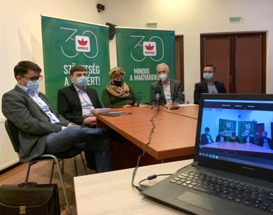 Szatmár megyeiek vették át a Máramaros megyei magyarság parlamenti képviseletét