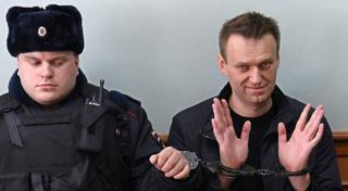"""Navalnij az utolsó szó jogán: """"Oroszország boldog lesz"""""""