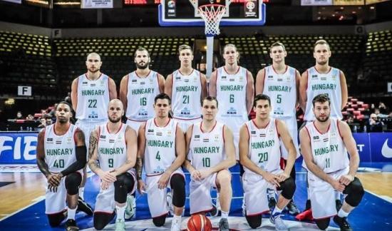 Kijutott Magyarország a férfi kosárlabda Eb-re