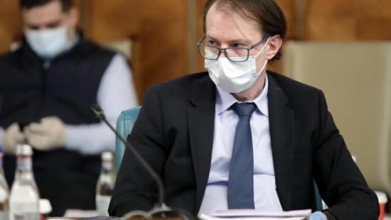 Cîțu visszavág a szociáldemokratáknak a költségvetés kapcsán