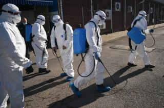 Romániában az ország felében terjed a brit vírusmutáció