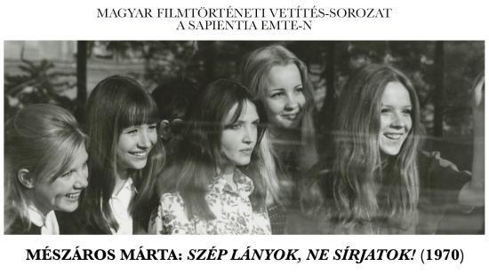 Folytatja magyar filmtörténeti vetítéssorozatát a Sapientia