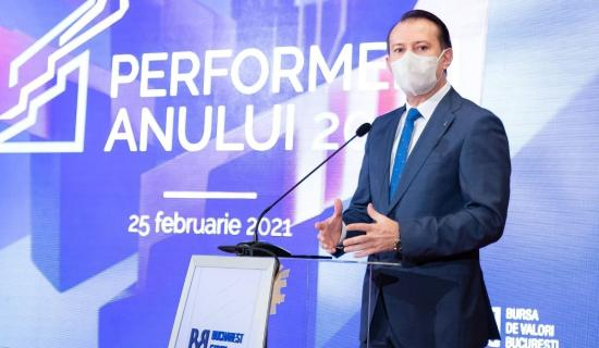 Cîțu: az állami szektor reformja nem halogatható tovább