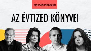 Listázták az évtized legfontosabb magyar könyveit